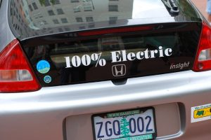 Honda and Toyota oppose the Democratic Party's pro-union electric vehicle subsidy scheme