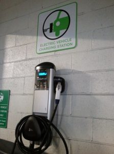 In England, electric vehicle chargers will be required in all new homes