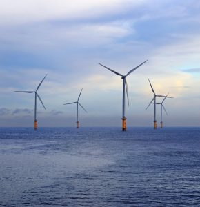 In South Korea, Shell is planning to build a huge floating offshore wind farm
