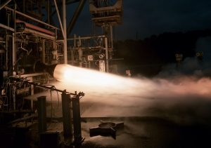 A new test site for the upcoming Vega E engine has been established