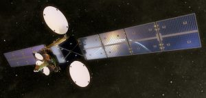 The market for satellite communication is rapidly growing